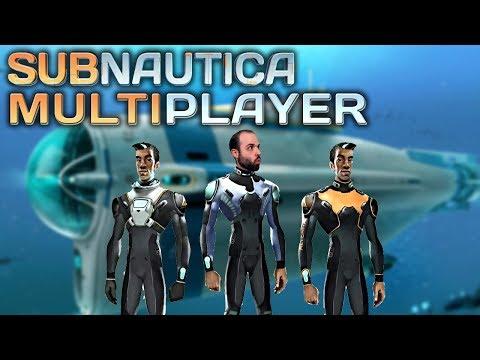 PROBANDO EL MULTIPLAYER (COOP) O_o | Subnautica Gameplay Español