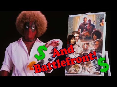 DEADPOOL 2 TEASER TRAILER (and let's talk Battlefront 2) | The BS On The INTERNET