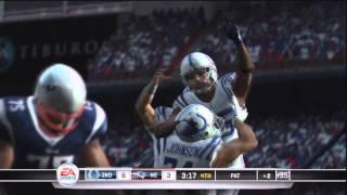 Madden NFL 11 (PS3) - Patriots vs Colts