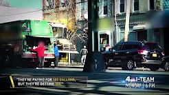 "News 4 New York: I-Team Multi-Part Investigation ""Heating Oil Fraud"""