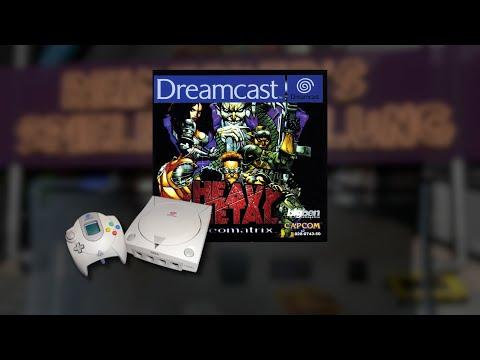 Gameplay : Heavy Metal Geomatrix [Dreamcast]