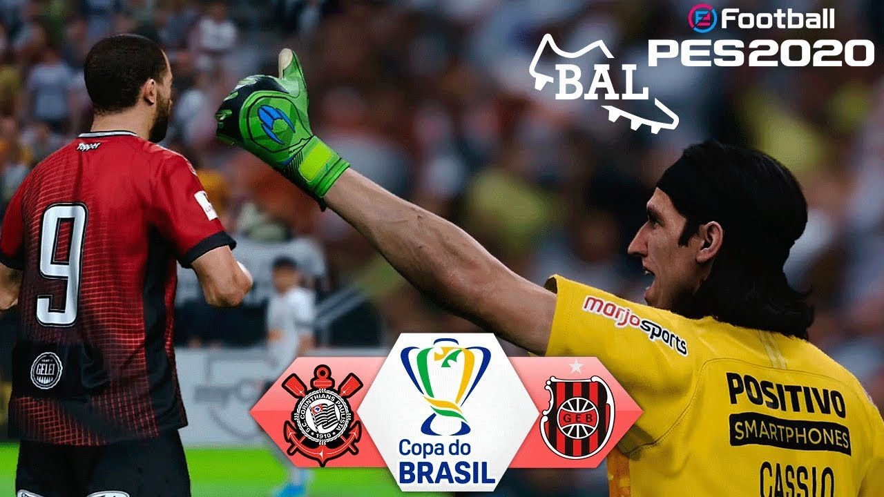 PES 2020 #3 RUMO AO ESTRELATO - O INÍCIO DO BRASILEIRÃO SÉRIE B (Português-BR)