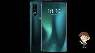 Meizu 16s Pro смартфон 2019 года с лучшим дизайном