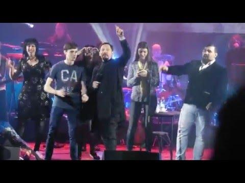 Стас Михайлов - Королева вдохновения  10 апреля 2016г. Ростов