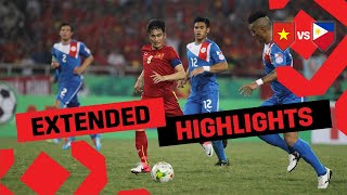 Vietnam vs Philippines | Extended Highlights | #AFFSuzukiCup 2014 Group Stage