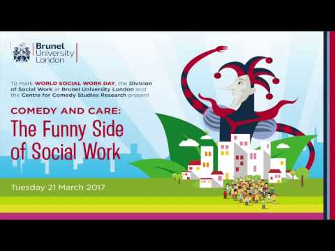 Comedy and Care: The Funny Side of Social Work