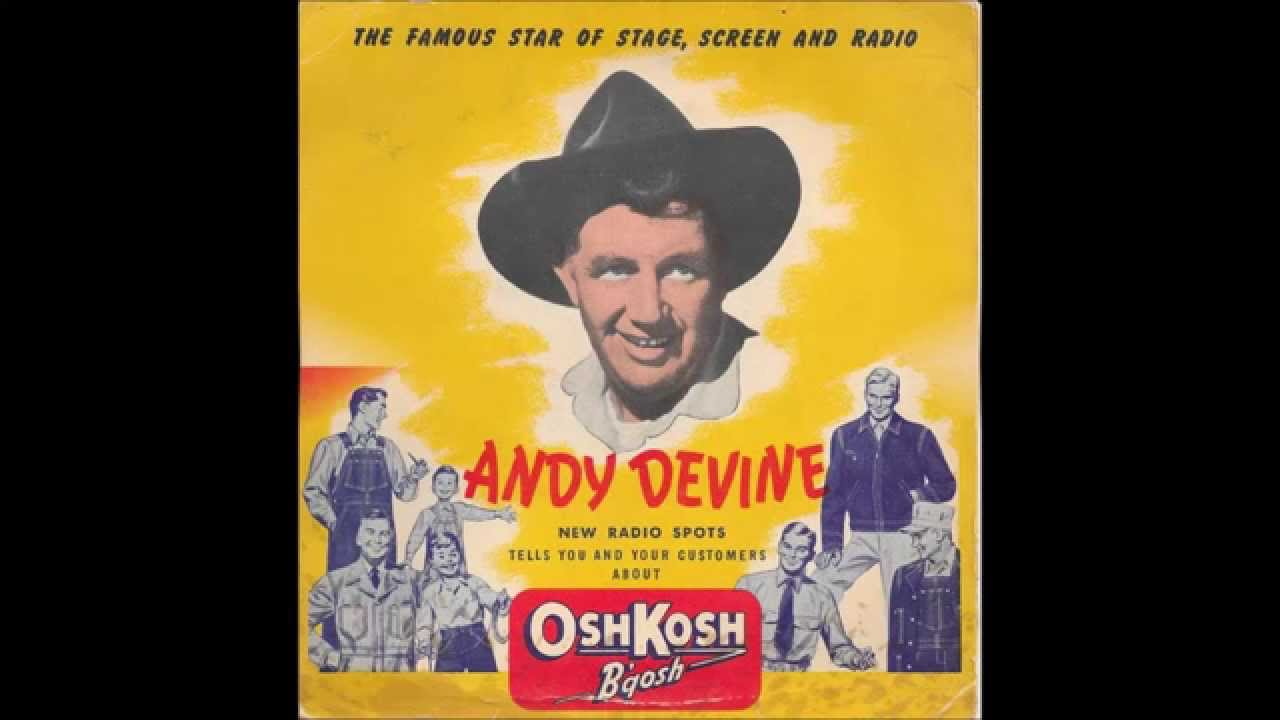 andy devine actor