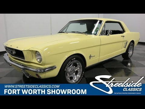 1966 Ford Mustang for sale | 3488 DFW