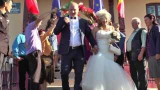 Marius si Maria 2013 Berzunti Bacau Romania Wedding Review