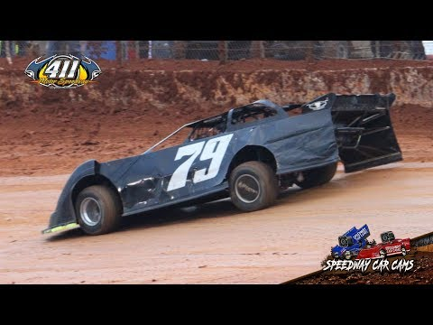 #79 Joshua Sneed - Sportsman - 12-29-18 411 Motor Speedway - In Car Camera