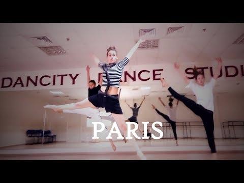 PARIS BY CARO EMERALD | CHOREOGRAPHY LIOR ELIYAHU | DDS
