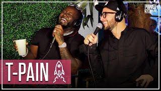 T-Pain Announces Signing Love & Hip Hop LA's A1 Bentley To Label + Crazy Porn-Themed Studio Sessions