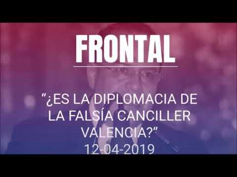 Cancillería frontal