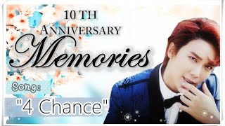 "Park Jung Min (박정민) ""4 Chance""「10th Anniversary- Memories」/ Music Audio"