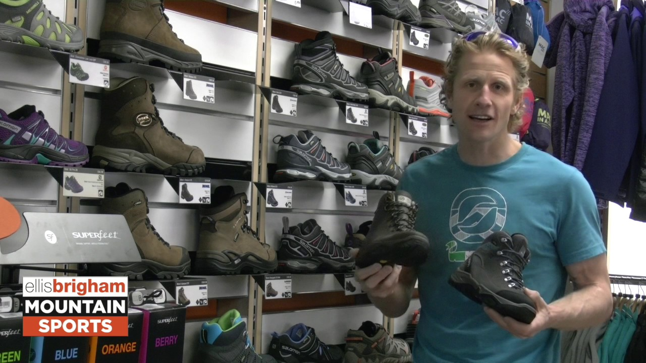 scarpa men's mistral gtx walking boots
