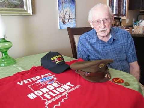 World War II Army veteran William Rodney Abram