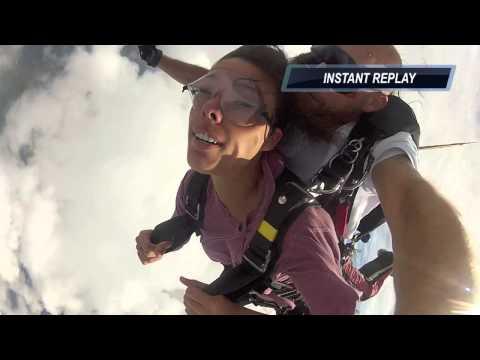 Valeria from Kansas City, MO experiences velocity!