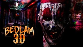 BEDLAM 3D Teaser Trailer 2015 - Central Florida Haunted House