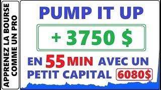 COMMENT FAIRE 3750$ AVEC UN REVERSE SPLIT PUMP AND DUMP DANS LES PENNY STOCKS