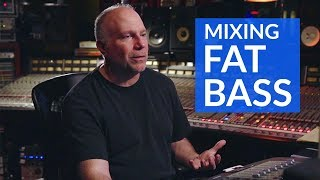 Mixing Bass Guitar | Fat Bottomed Tips by Joe Barresi