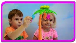Palmierul si maimutele | Anabella vs Bogdan