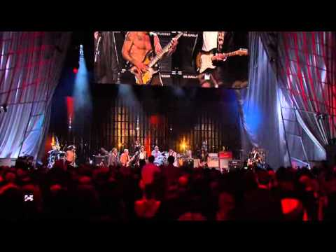 Red Hot Chili Peppers - Higher Ground, Hall Of Fame 2012