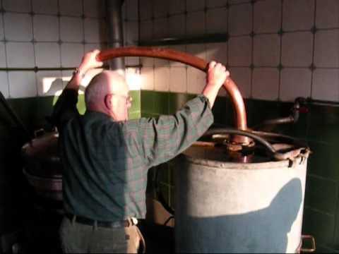 Distillation du marc boussieres youtube - Comment faire bruler du marc de cafe ...
