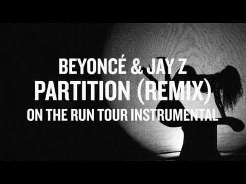 Beyoncé & Jay Z- Partition (Remix) (On The Run Tour Instrumental)