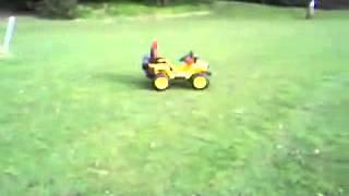 Детский электромобиль Hummer A-18 c - http://raspashonka.com.ua
