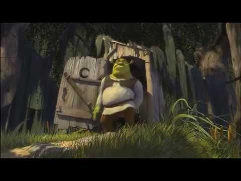 Shrek 2 Deleted Scene ~~MUST WATCH~~