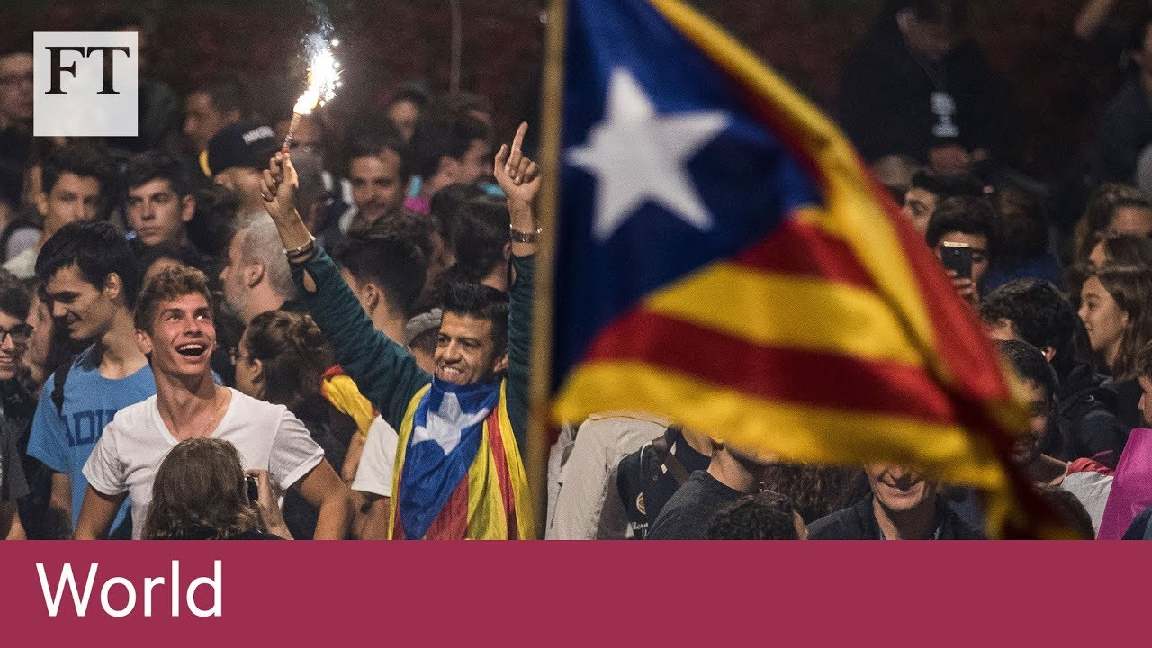 Catalans defy Madrid in vote for independence | World