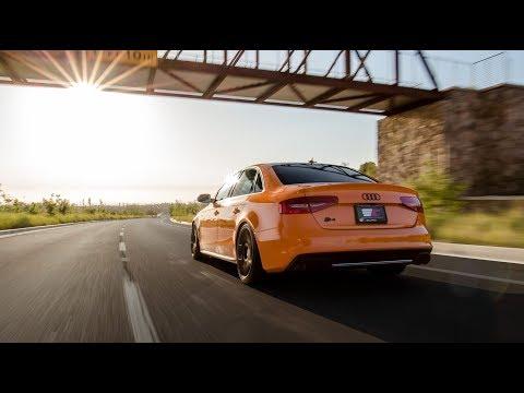 POV Drive - 500HP 6MT APR Ultracharged B8.5 Audi S4