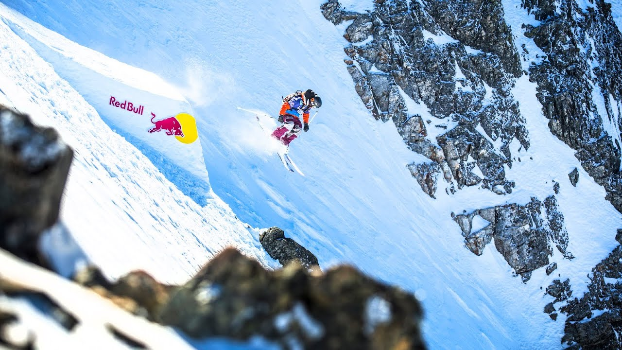 Freestyle Skiing in Patagonia - Red Bull Beyond the Line ...