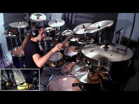 As I Lay Dying - A Greater Foundation (Drum Cover by Panos Geo)