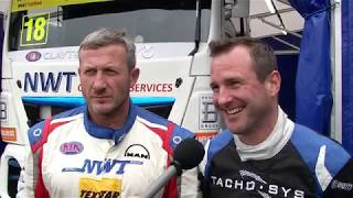British Truck Racing Association Championship 2019 RD 7 Pembrey
