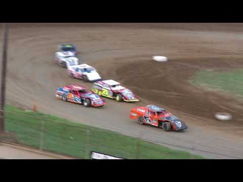 8 18 18 Modified Heat #2 Lincoln Park Speedway