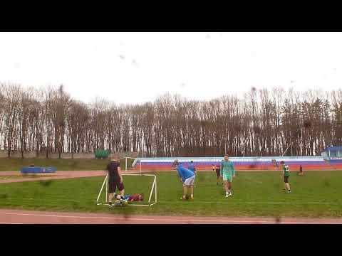 Стадион Апшеронск Футбол 18.03.2018 - 2