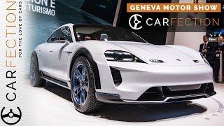 Porsche Mission E Cross Turismo: The Fully Electric Future Of Porsche? - Carfection