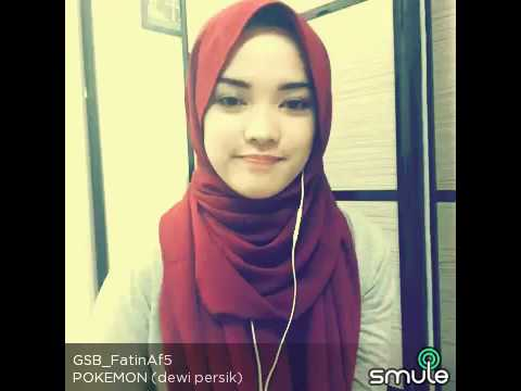 POKEMON 'COVER' _ SMULE _ FATIN YAHYA