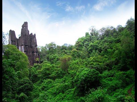 YANA CAVES, Karnataka, India.  Best Travel Spot for Nature & Adventure !