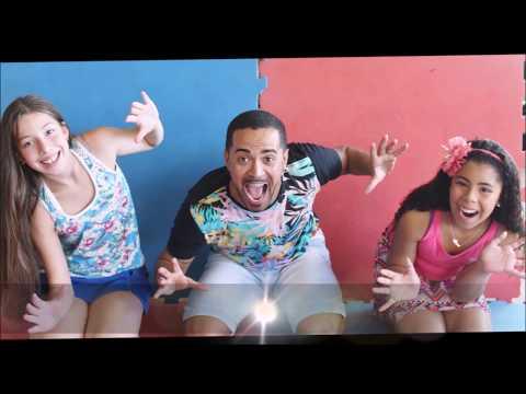 HIPNOTIZOU - Harmonia do Samba feat Léo Santana COREOGRAFIA CIA  TIAGO DANCE