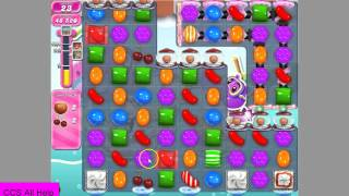 Candy Crush Saga Level 1027 No Boosters