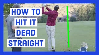 How to Hit Y๐ur Golf Ball Dead Straight
