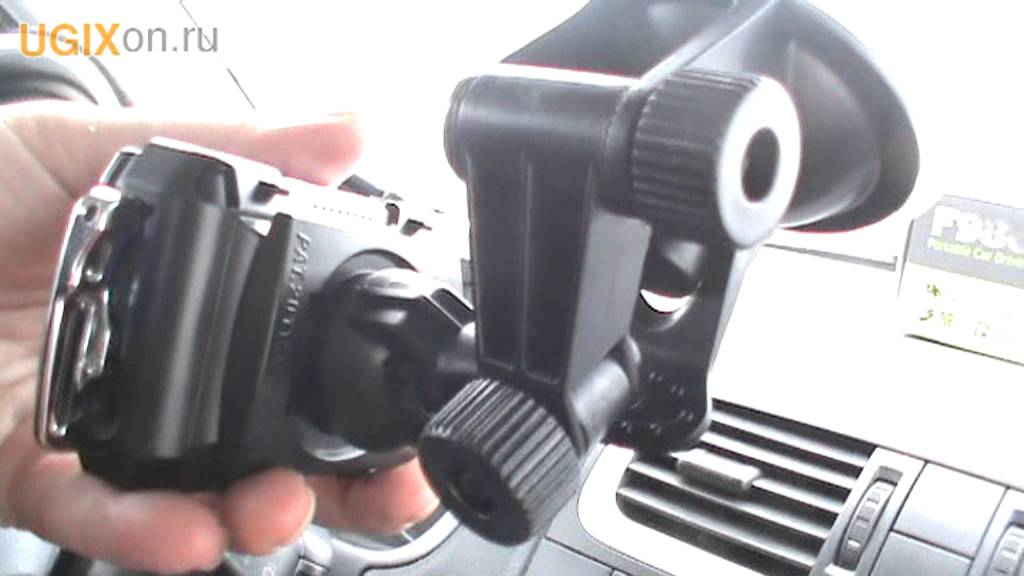 Видеорегистратор DOD F900LHD - YouTube