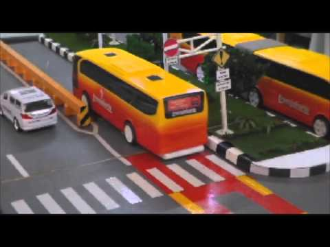 Prototype Autocracy (Automatic Transjakarta Security System)