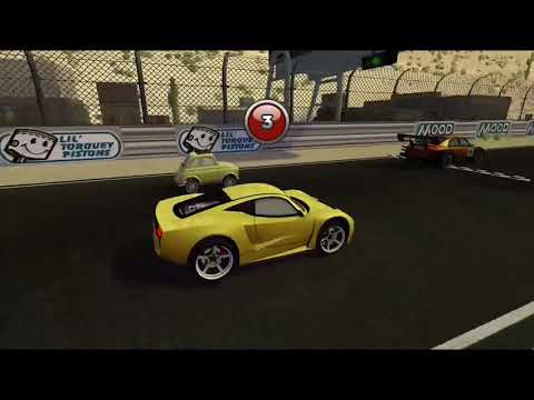 Cars Mater National | Giovanni - Stadium Race 1 |