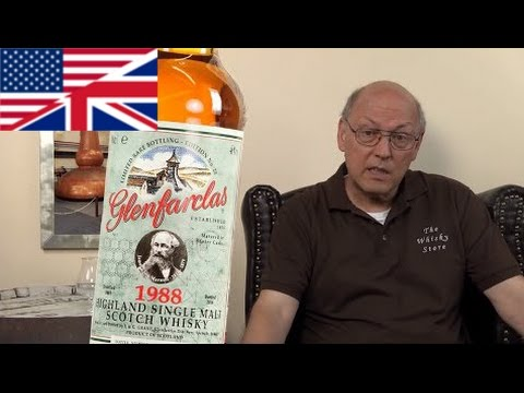 Whisky Review/Tasting: Glenfarclas No. 20 James Clerk Maxwell 1988/2016