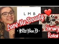 Love Me Beauty / February
