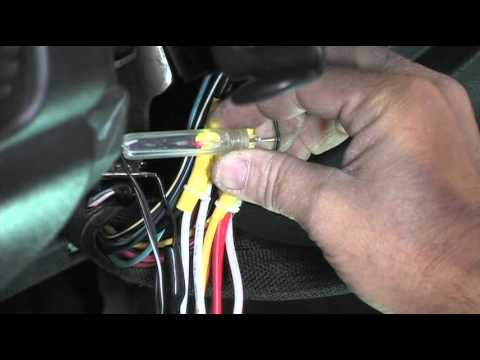 Remote Starter Installation Video By Bulldog Security - YouTube