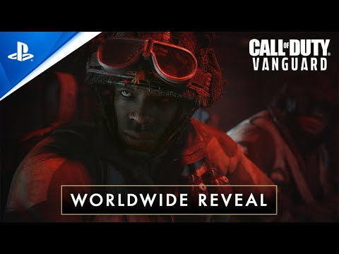 Call of Duty: Vanguard  Reveal Trailer   PS5, PS4